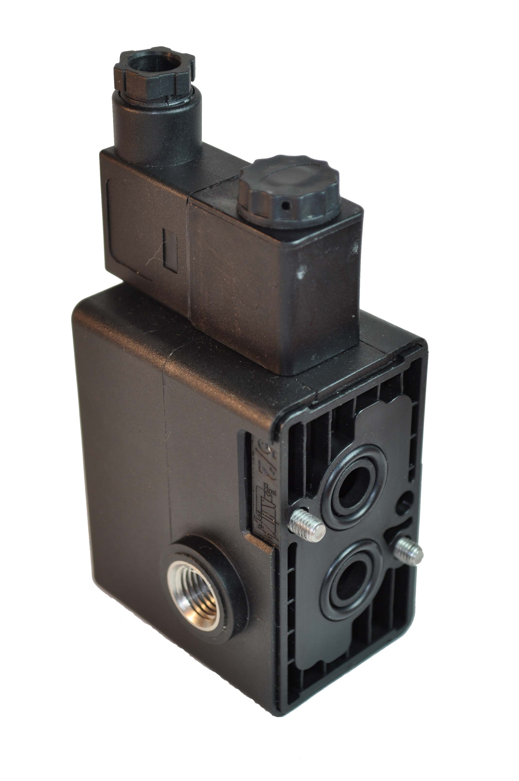Corrosion Proof Solenoid for Pneumatic Actuator