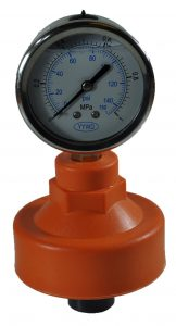 Isolated Pressure Gauge