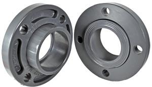 ANSI150 PVC Van Stone flanges